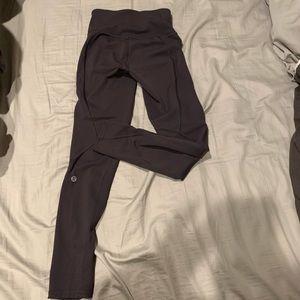 Lululemon Dark Grey Legging